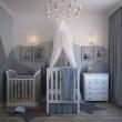 Cum amenajăm camera nou-născutului